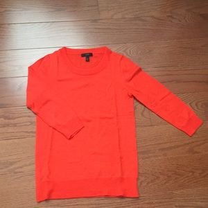 Jcrew tippi sweater size xs excellent condition.
